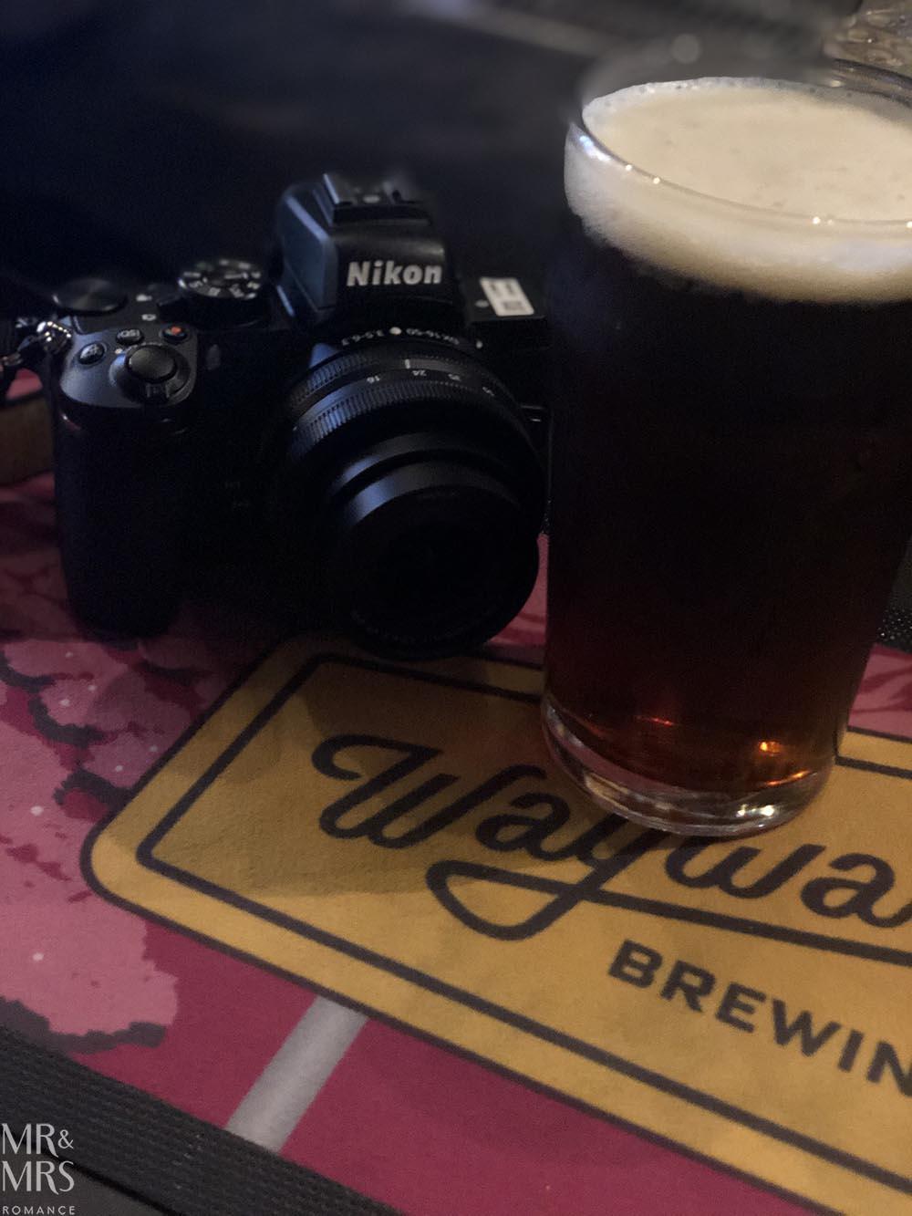 Nikon Z50 launch at Wayward Brewery, Sydney