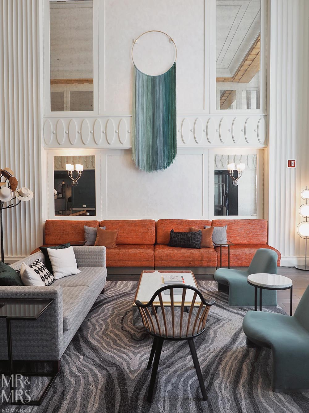 Where to stay in Chicago - Kimpton Hotel Monaco Chicago - lounge/lobby