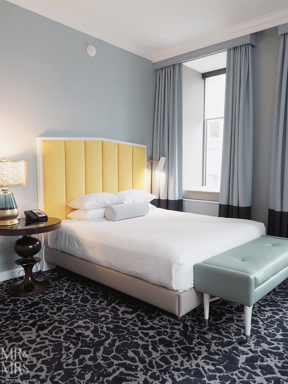 Where to stay in Chicago - Kimpton Hotel Monaco Chicago - suite bedroom