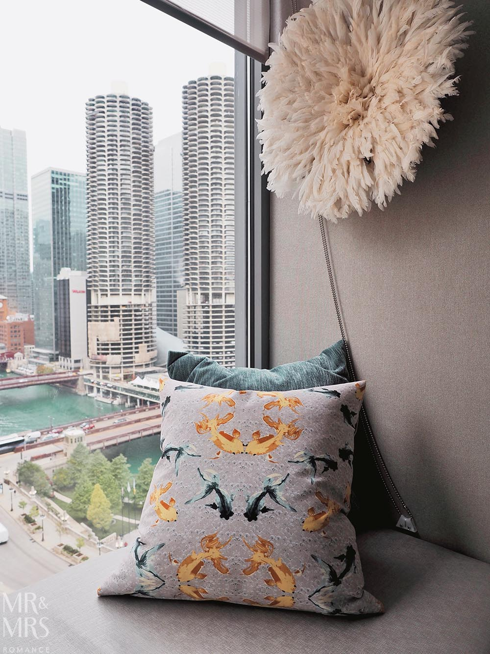 Where to stay in Chicago - Kimpton Hotel Monaco Chicago - suite view