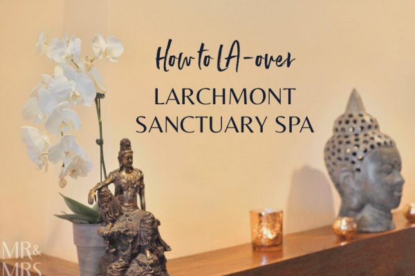 Larchmont Sanctuary Spa LA