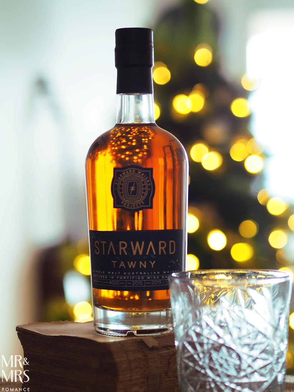 Christmas drinks list - Starward limited release Australian whisky