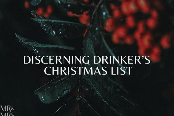 Christmas drinks list