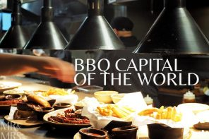 Kansas City – BBQ capital of the world