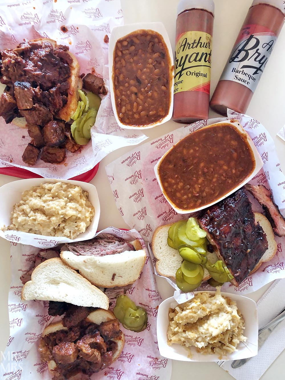 Kansas City BBQ - Arthur Bryant's Bar-B-Q