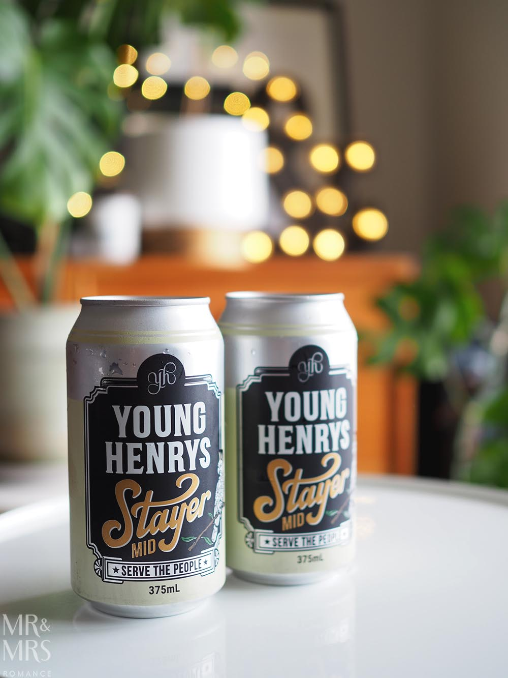 Young Henrys Stayer hopped lager mid-strength