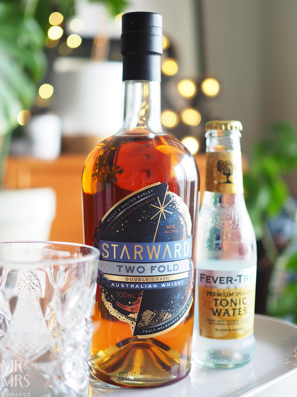 Starward Whisky Two-Fold and tonic