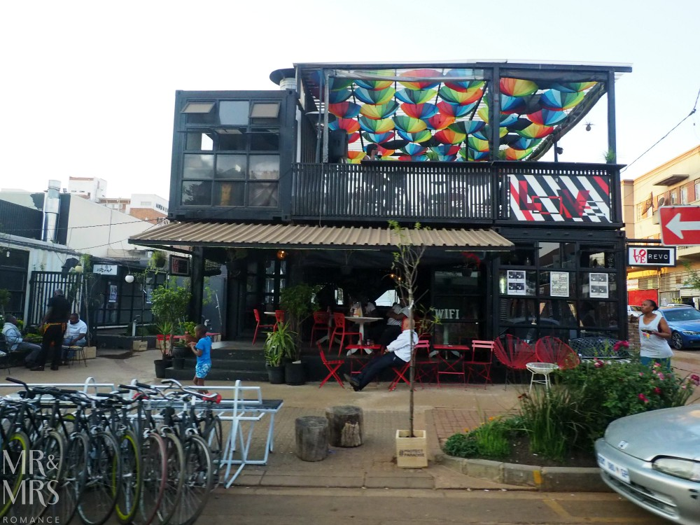 Visit South Africa - Johannesburg