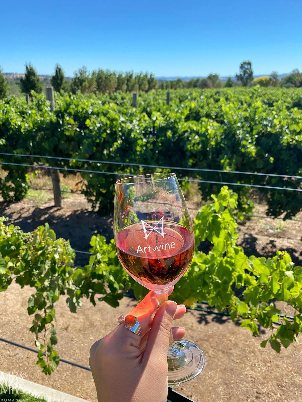 Artwine Winery, Adelaide Hills, Adelaide