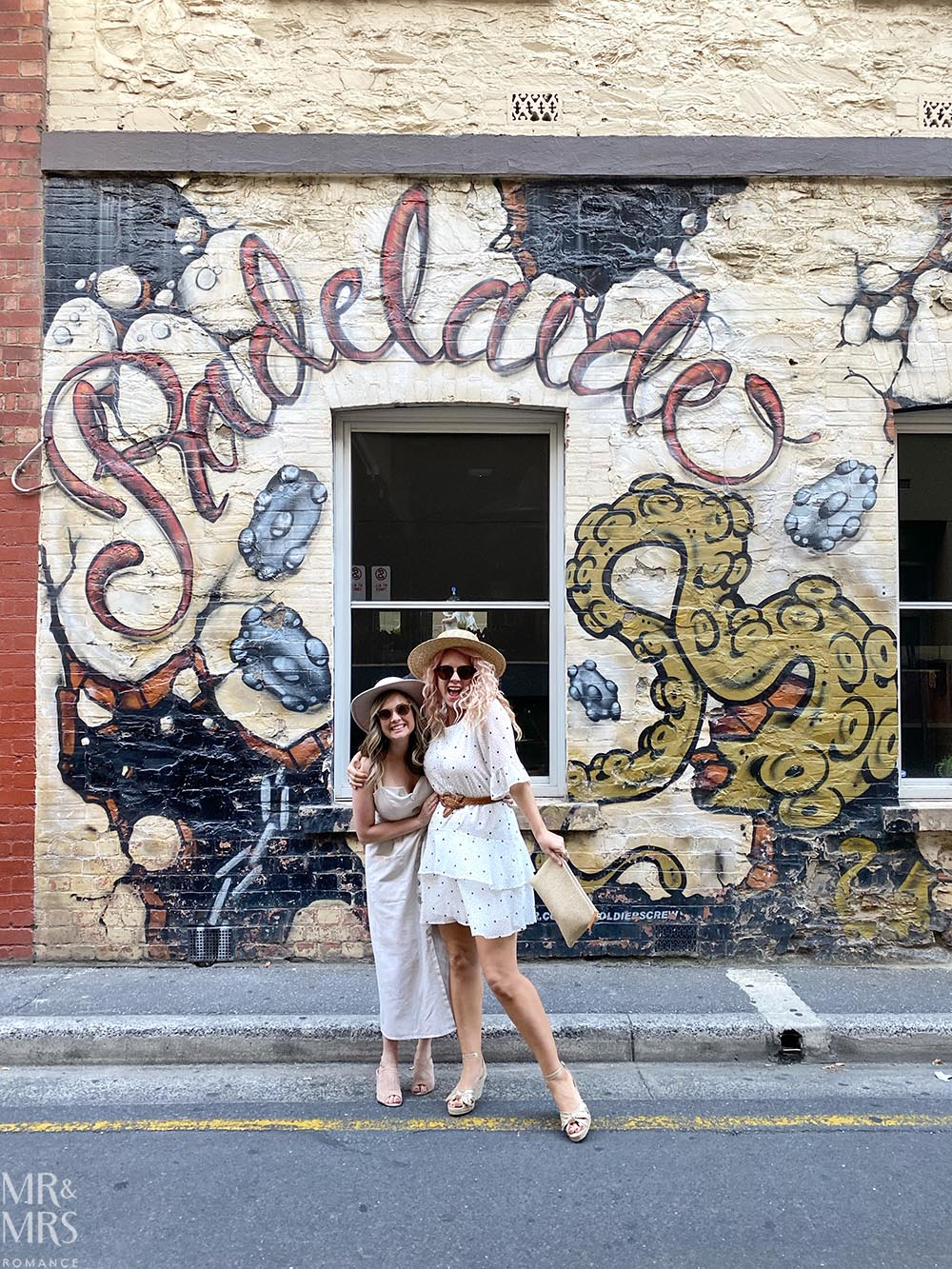 Radelaide with Hair Romance and Sonia Styling Scribe & Social