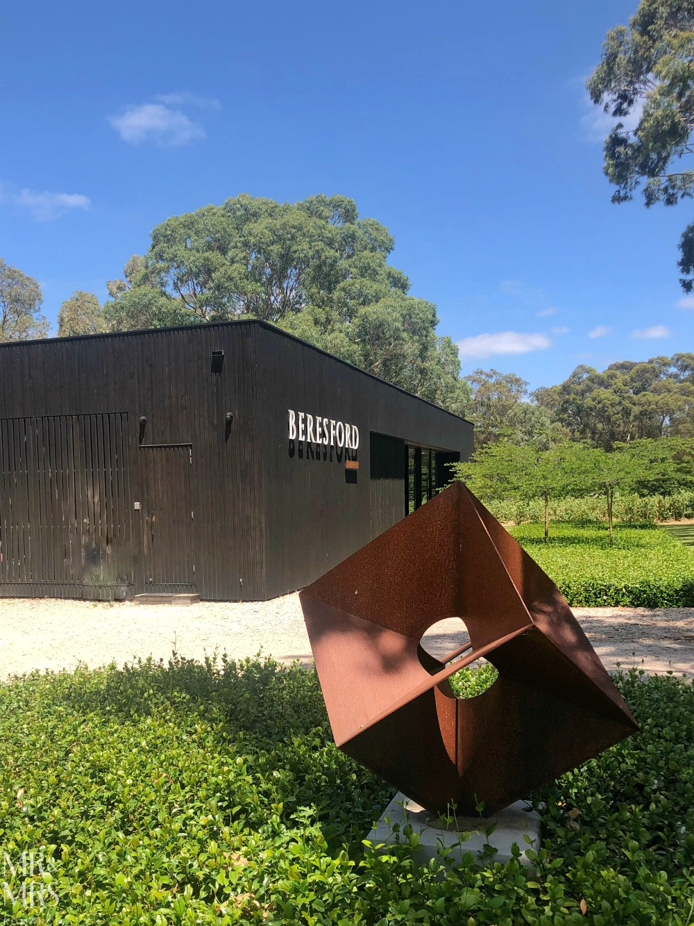 Beresford brewery, winery and distillery, McLaren Vale, Adelaide