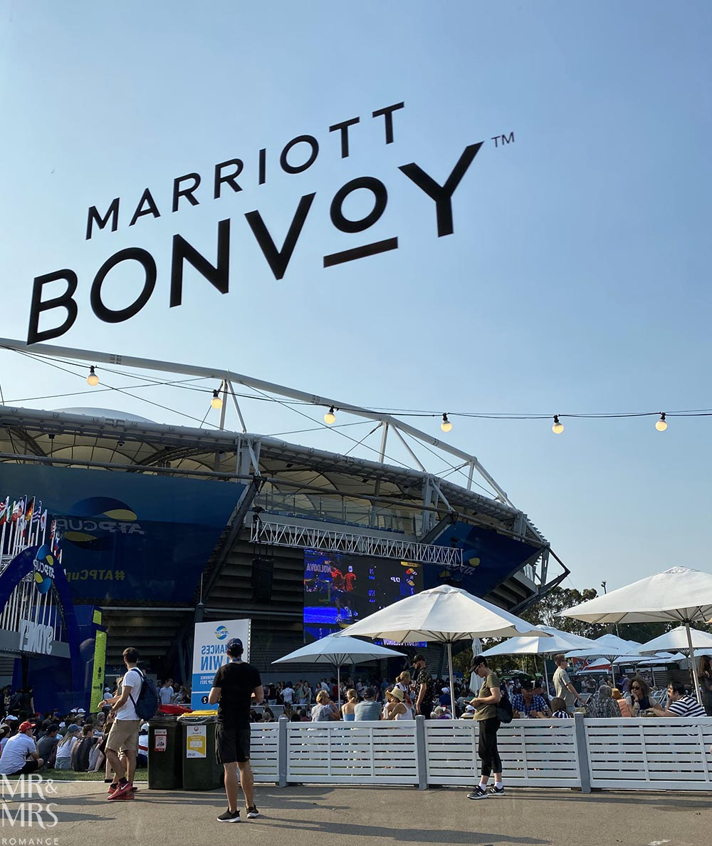 Marriott Bonvoy ATP Tennis Sydney