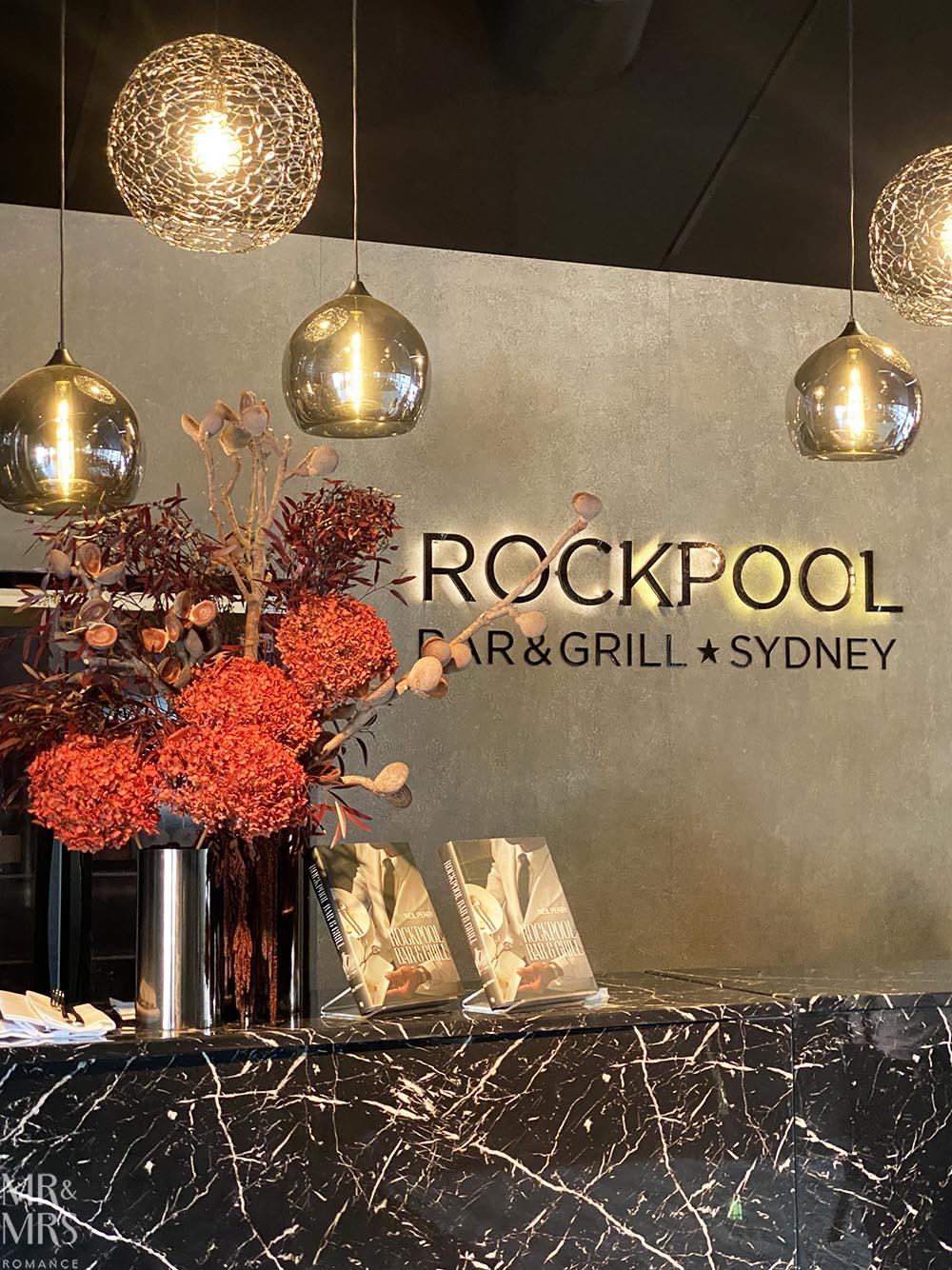 Marriott Bonvoy ATP Tennis Sydney - Rockpool