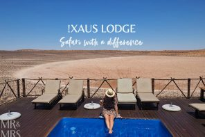 Safari with a difference – !Xaus Lodge in the Kalahari Desert, SA