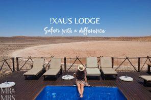 Safari with a difference – !Xaus Lodge in the Kalahari Desert, SA