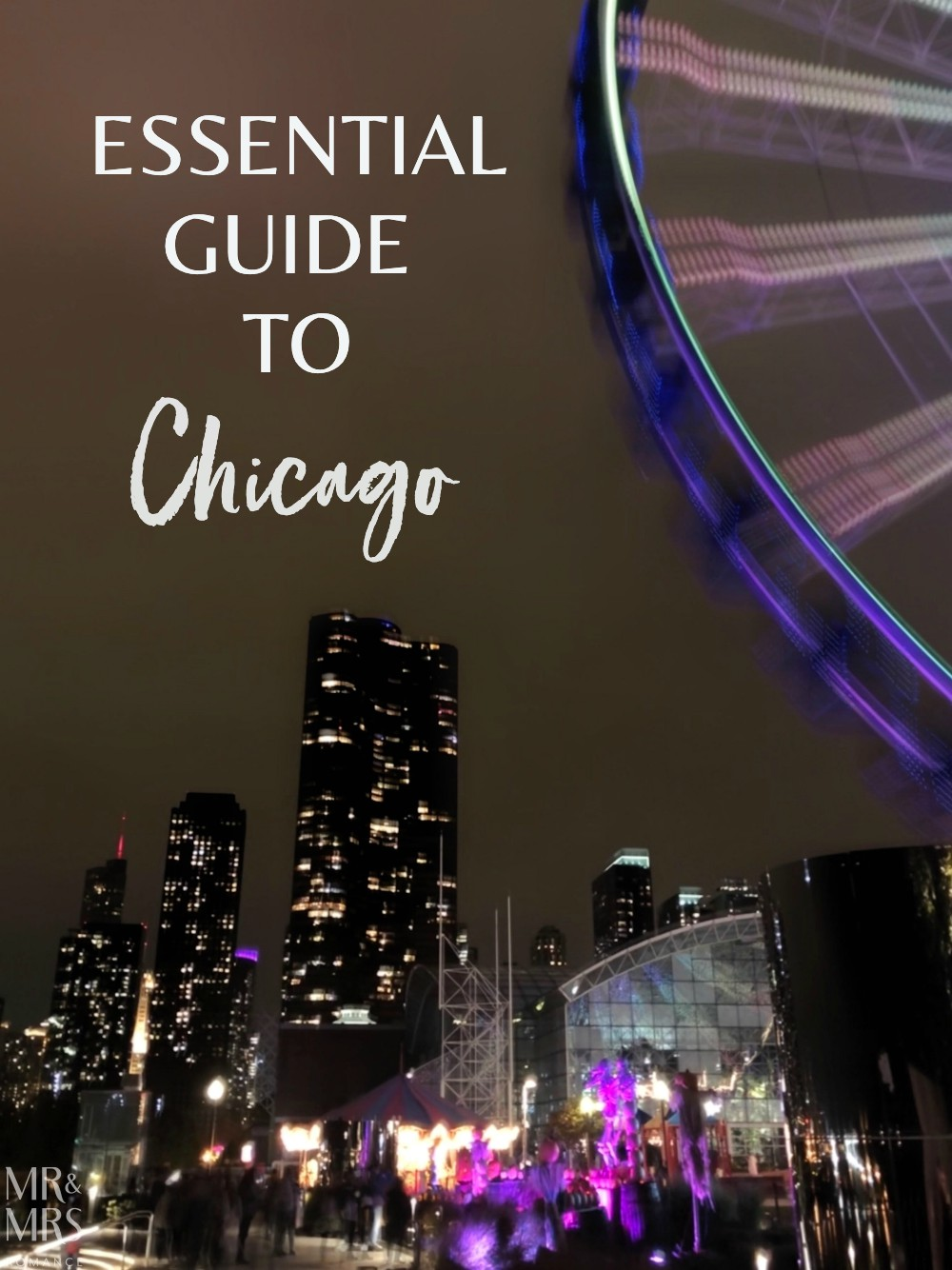 Chicago essential guide