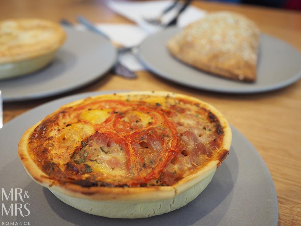 #EmptyEsky supporting Australian bushfire regions - pies