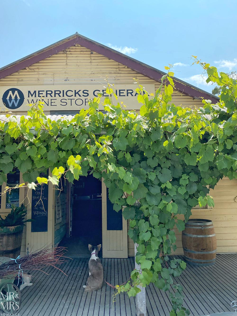 Mornington Peninsula wineries -  Merricks General Wine Store