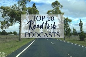 Top 10 roadtrip podcasts