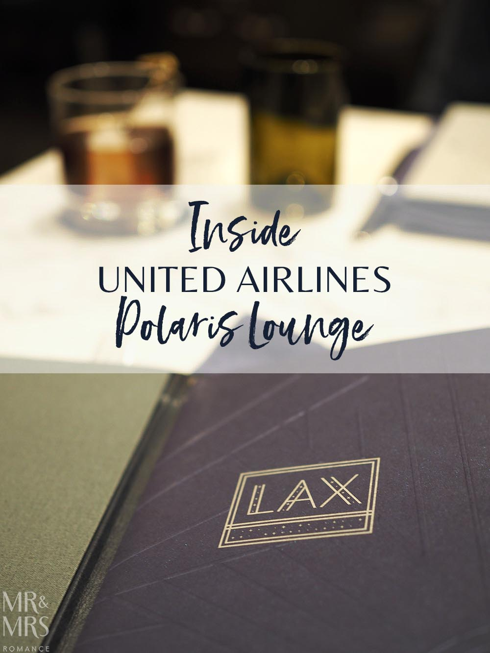 United Polaris Lounge review