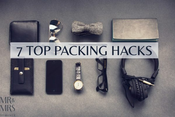 Unusual things to pack - packing hacks