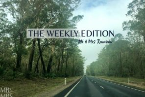 Hospital, road trips and a Mornington wedding