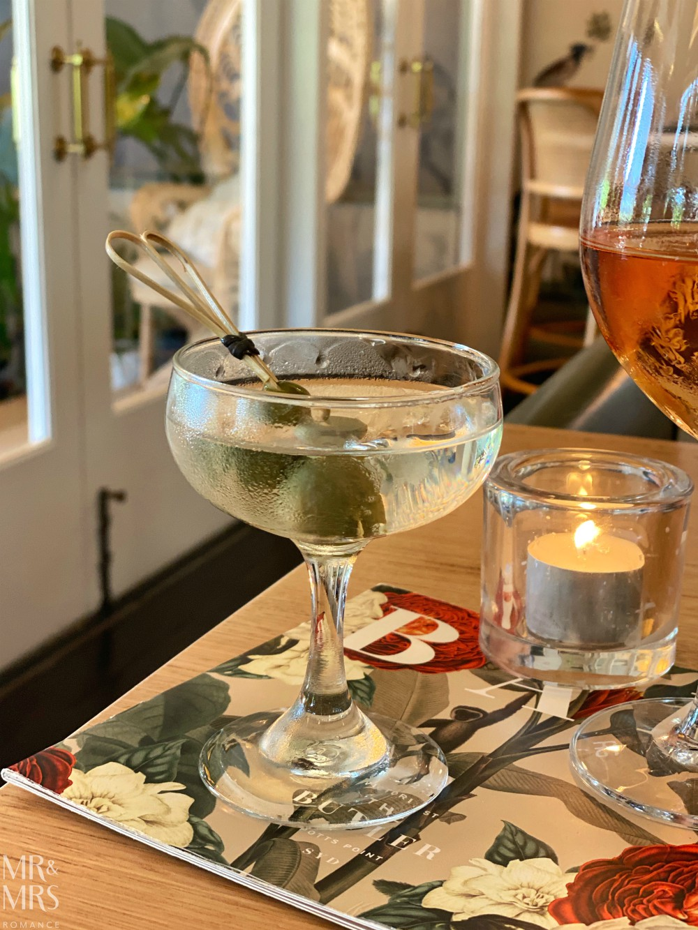 The Butler Potts Point martini