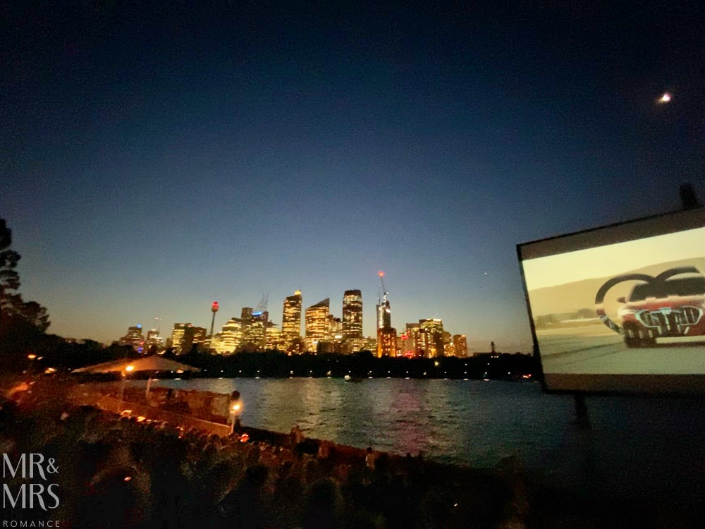 Sydney Open Air Cinema