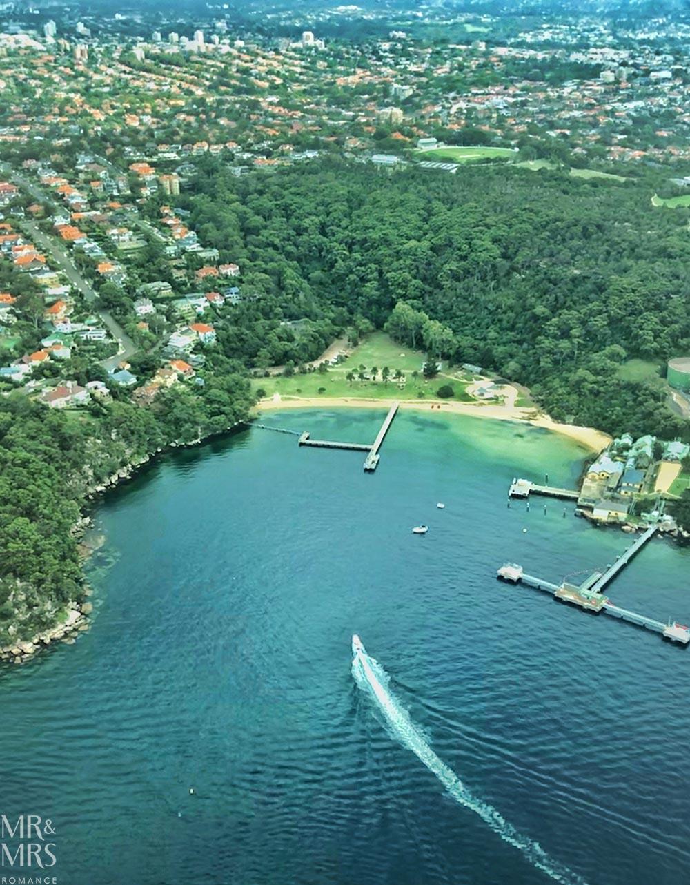 Sydney Seaplanes - Viator