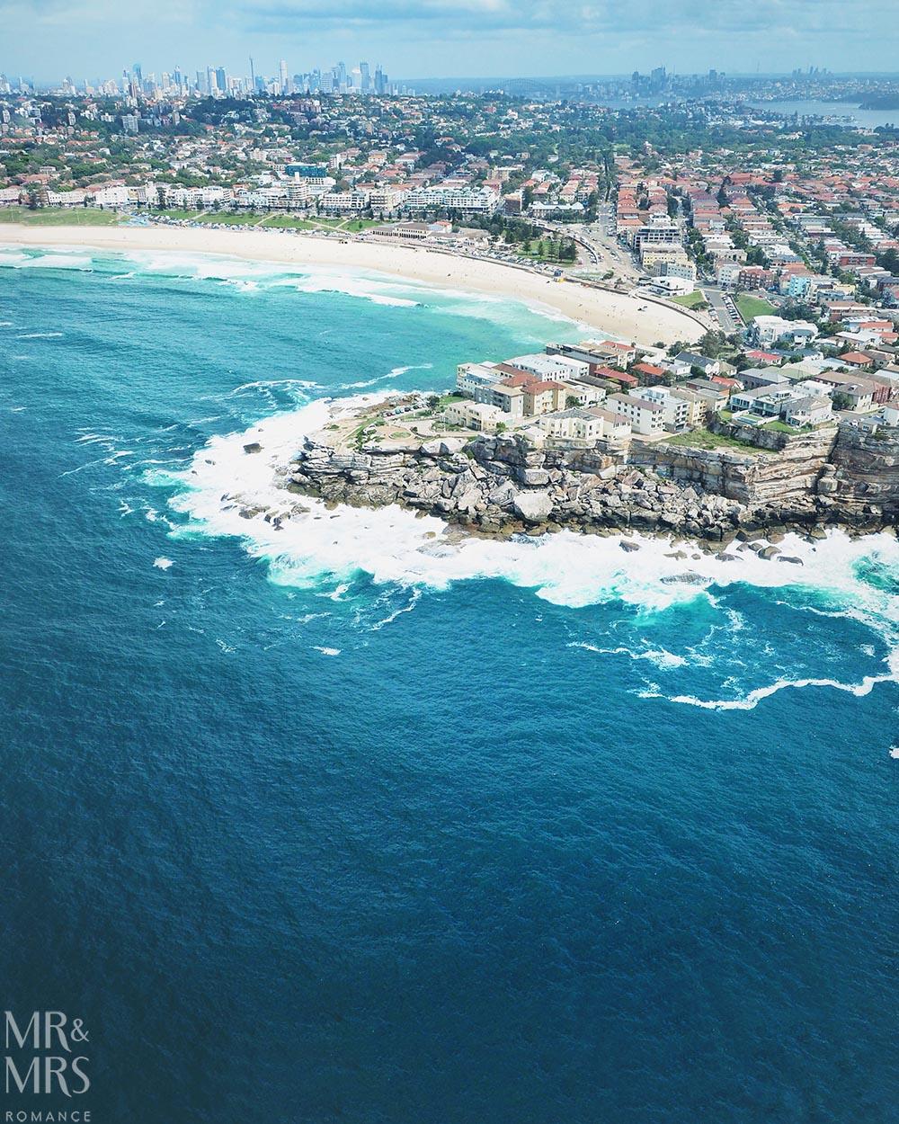 Sydney Seaplanes - Viator - Bondi Beach