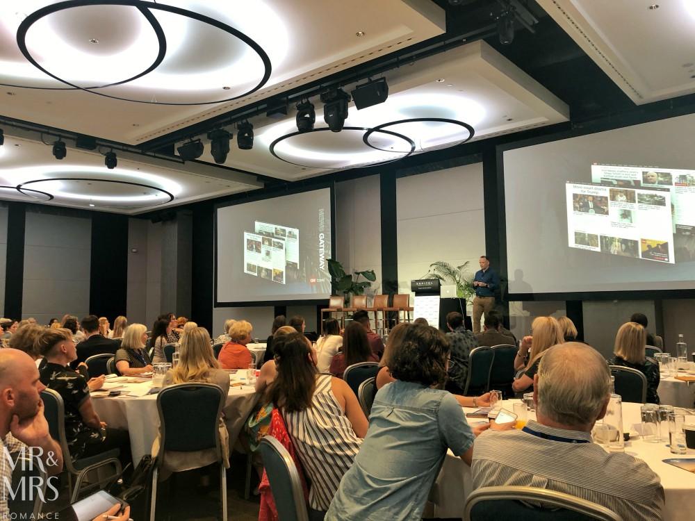 TravMedia Summit - Barry Neald