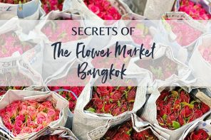 Cook, eat, live Bangkok – understanding Thai food flavours with Market Experience