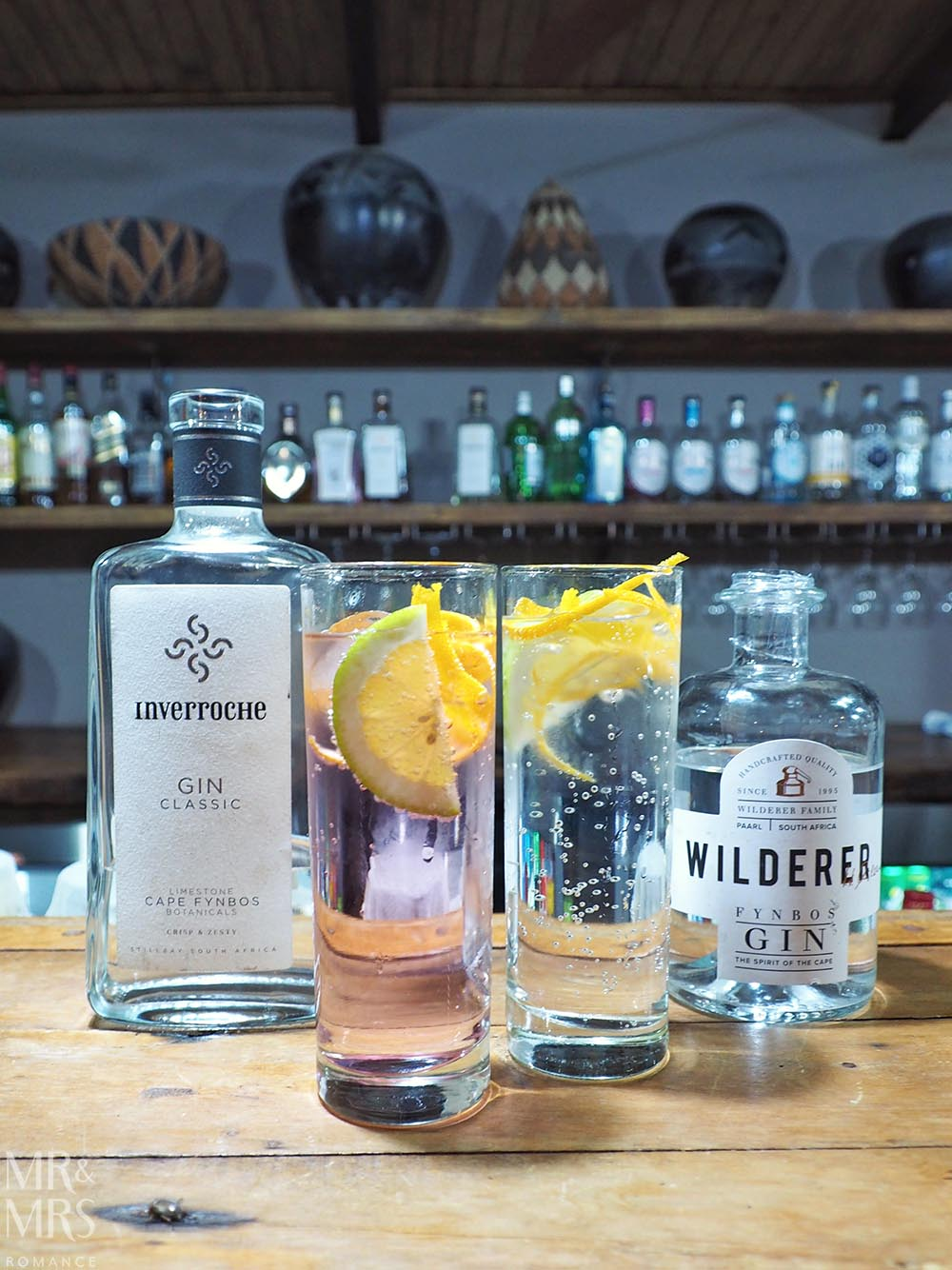 Fugitives' Drift Lodge - Cape Fynbos G&T