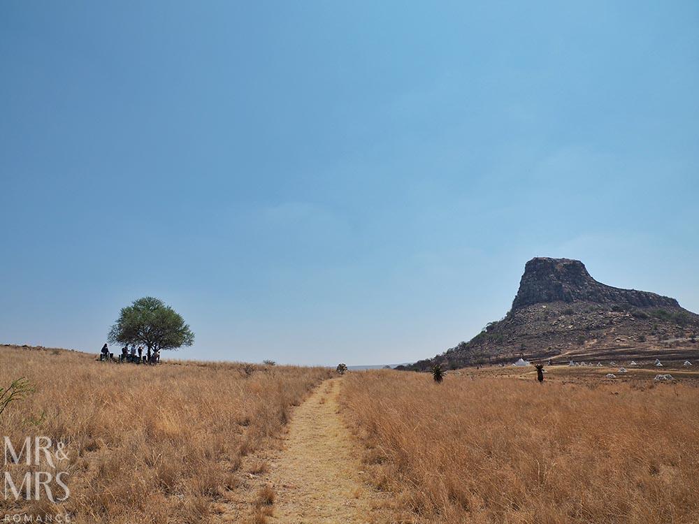 Fugitives' Drift Lodge - Isandlwana battlefield