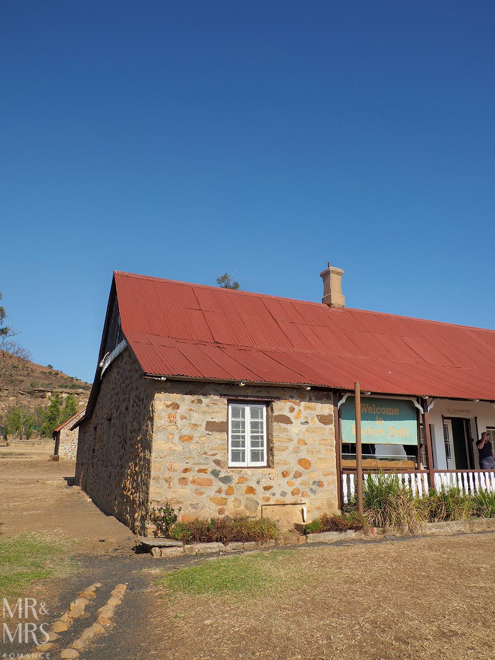 Fugitives' Drift Lodge - Rorke's Drift museum