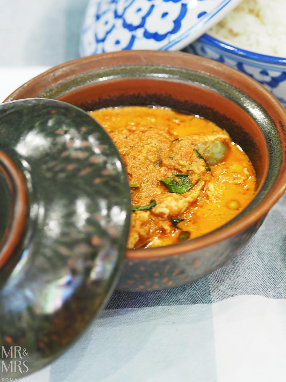 Red Thai curry - Bangkok