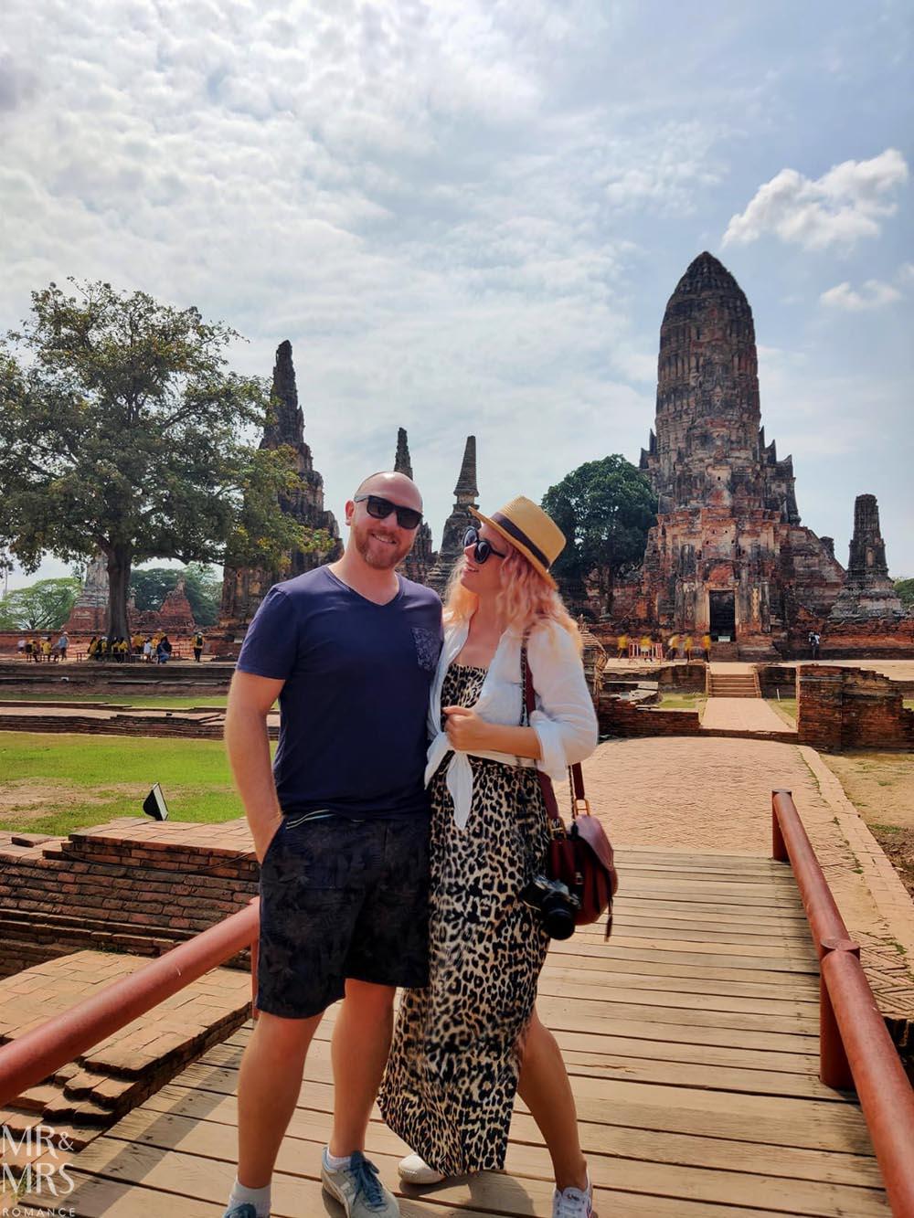 Wihan Phra Mongkhan Bophit, Ayutthaya, Thailand