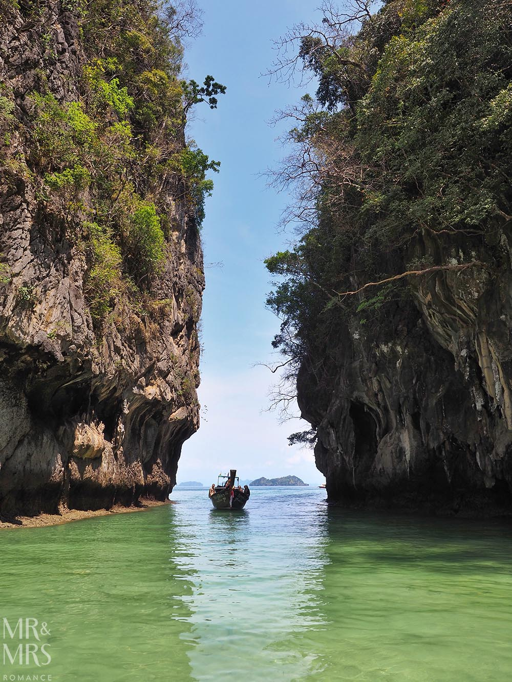 Ko Hong inlet - is it safe to travel to Thailand