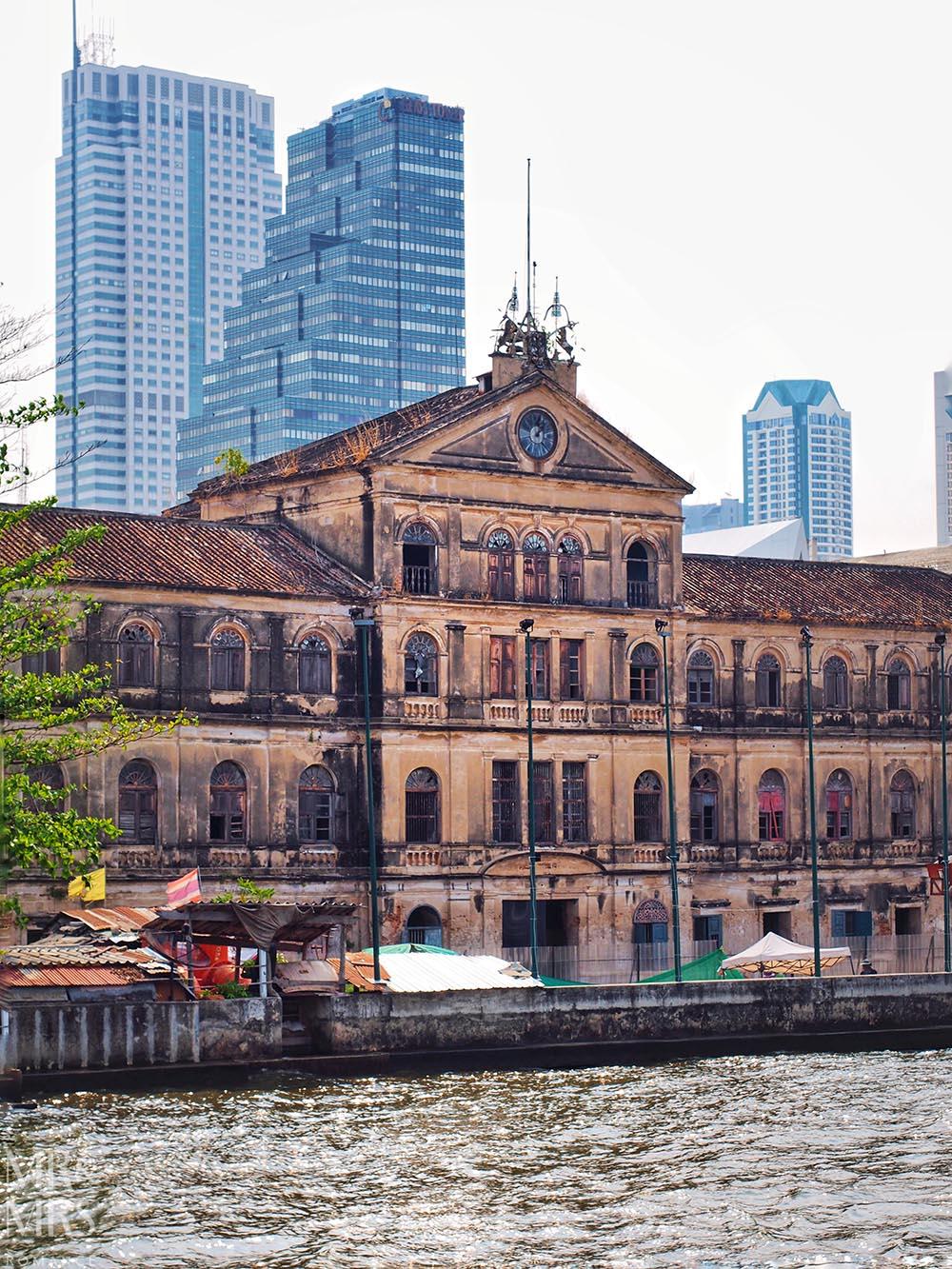 Bangkok old customs house