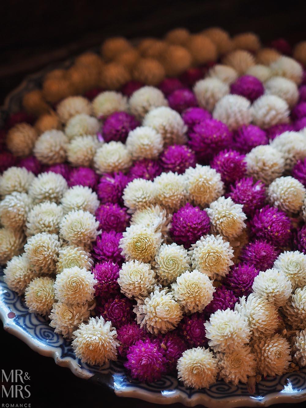 Flower markets, Bangkok, Thailand