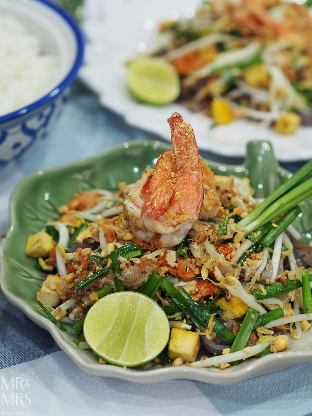 Coronavirus COVID-19 Thai food in Bangkok