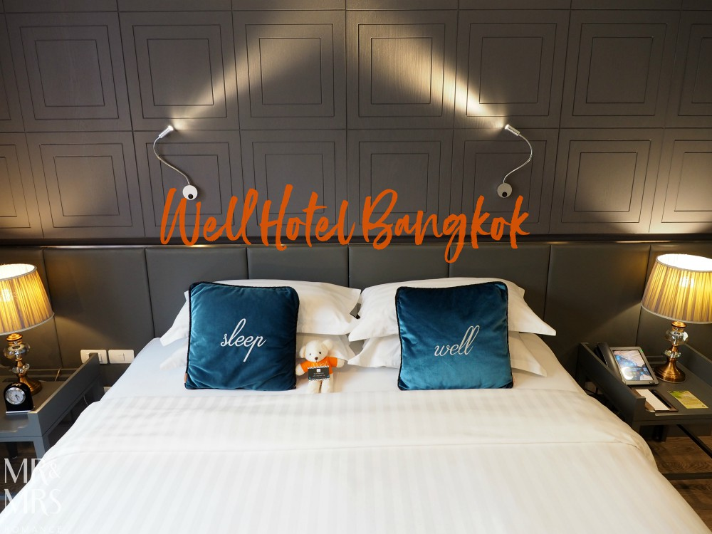 Well Hotel Bangkok, Sukhumvit Soi 20 - Deluxe room