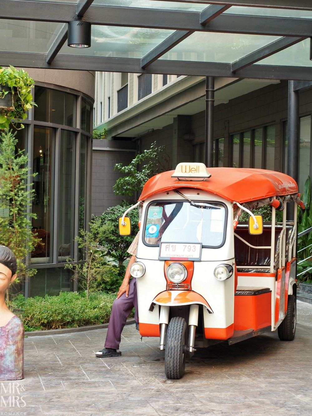 Well Hotel Bangkok, Sukhumvit Soi 20 - hotel tuktuk