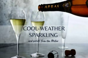 Cold-weather sparkling – is it ever too chilly for bubbly?