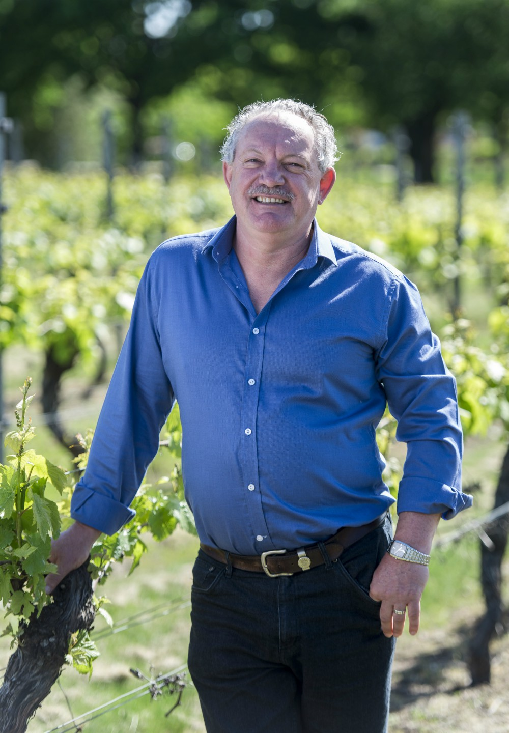 Ed Carr - head winemaker at House of Arras