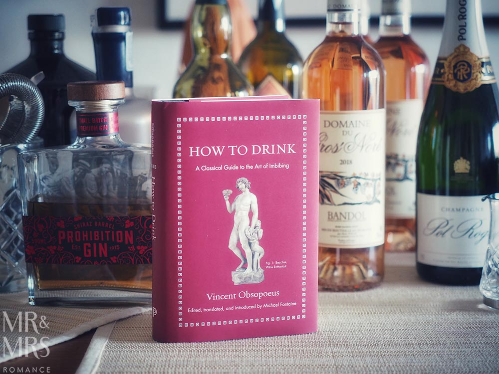 How to Drink - Vincent Obsopoeus