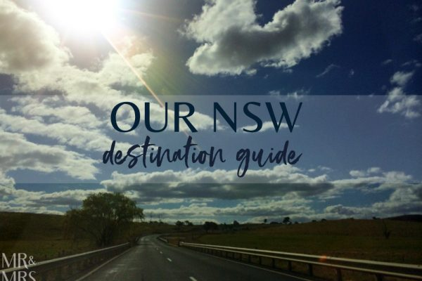 NSW destination guide