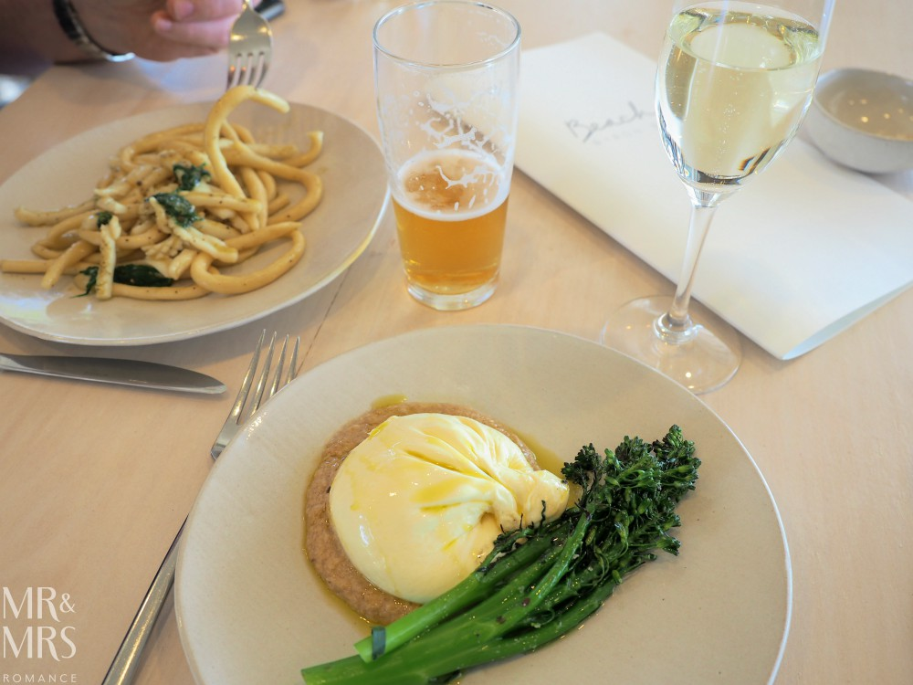 NSW destination guide - Byron Bay burrata