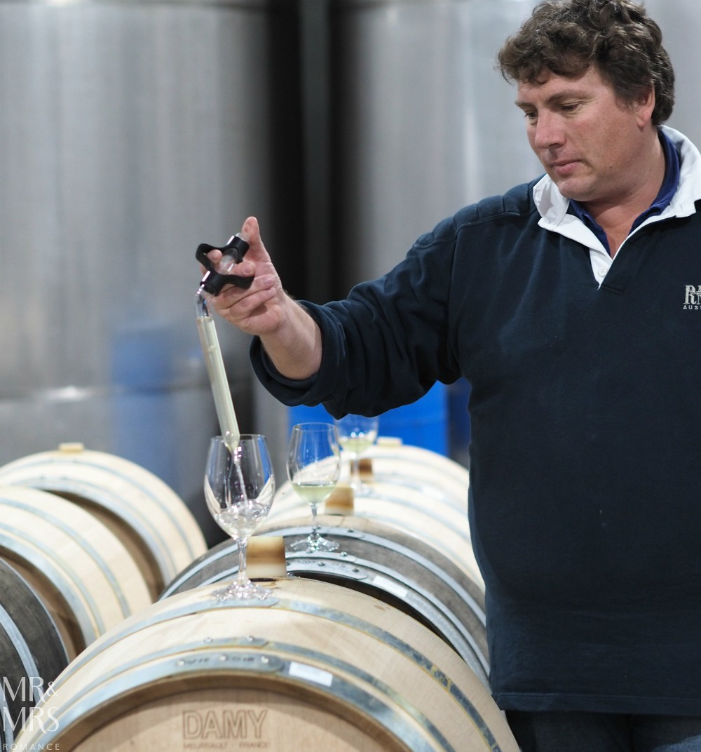 NSW destination guide - Jerome Scarborough, Hunter Valley winery