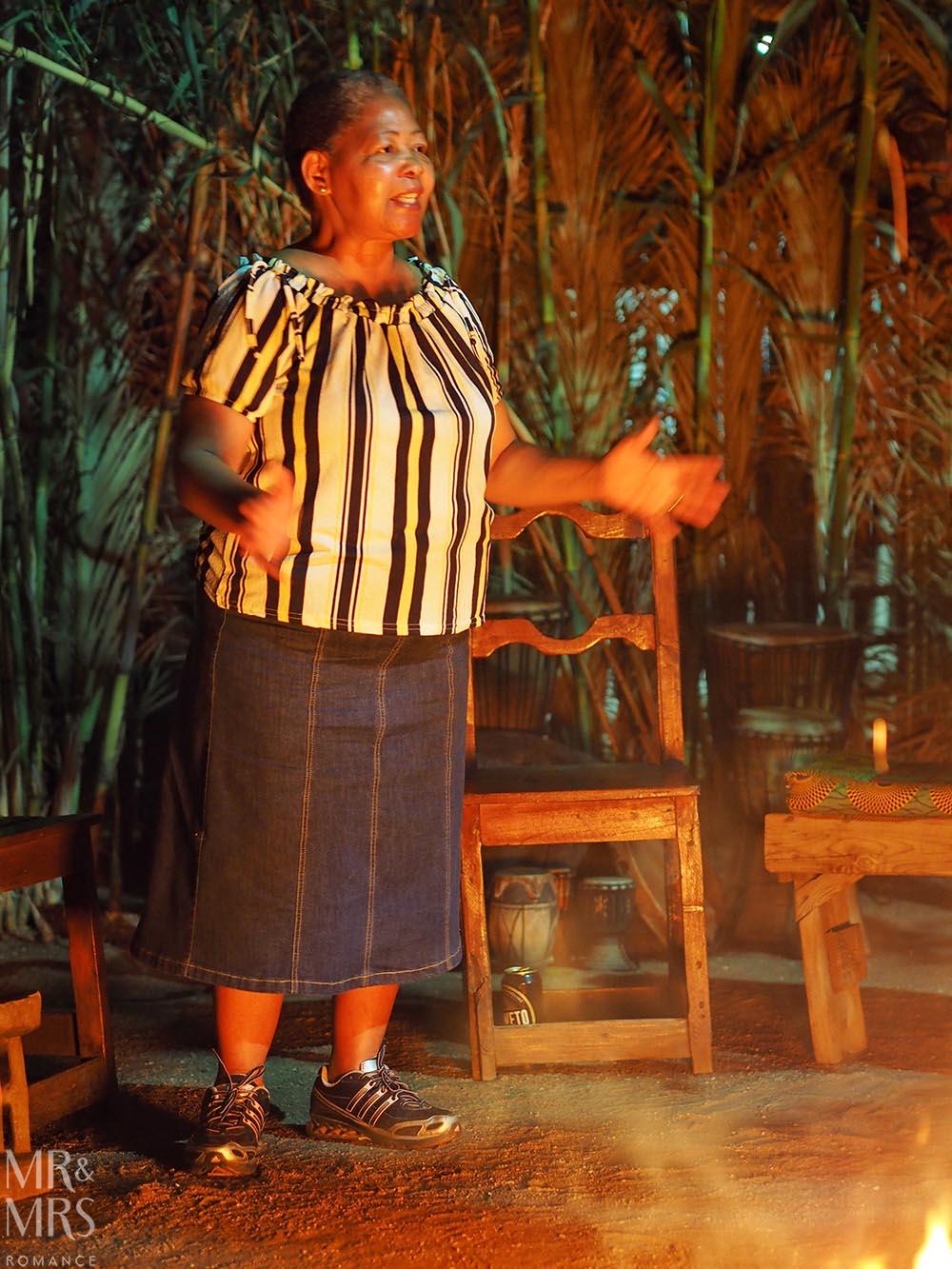 Soweto, South Africa - Lebo's storytelling - Antoinette Sithole